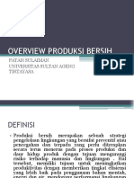 Overview Produksi Bersihfatah1