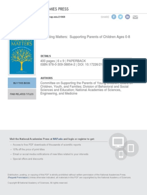 Parenting Matters NAS | Parenting | Relationships & Parenting