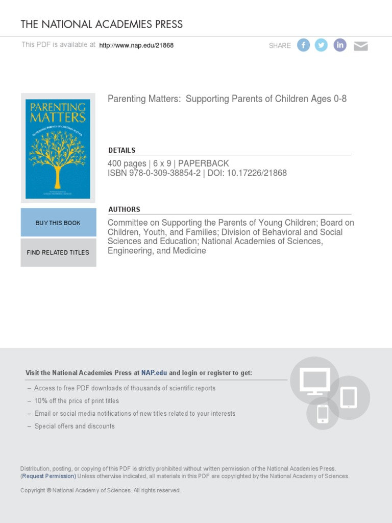 Parenting matters nas relationships parenting parenting fandeluxe Images