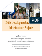 DORNBUSH_Session 7_Skills Development as Part of Infrastructure Projects_20Sept