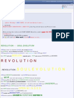 Revolution - Wir brauchen eine Revolution - Soul Evolution