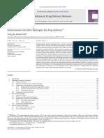 Advanced Drug Delivery Reviews Volume 64 Issue 2012 [Doi 10.1016_j.addr.2012.09.024] Qiu, Yong; Park, Kinam -- Environment-sensitive Hydrogels for Drug Delivery
