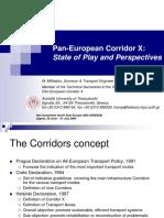 Corridor_x Povijest, Investicije Od 1994. Sve