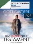 Programmzeitung für Moviemento & City-Kino Jänner 2016