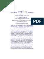 Paraíso, Canto XXIV. Examen de Dante Respecto a La Fe