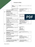 Evaluare Initiala Grupa Mijlocie