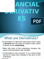 Financial Derivatives Ppt