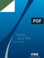 statuts FIFA