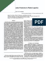 N,N-Dimethyltryptamine Production in Phalaris Aquatica Plant Physiol.-1988-Mack-315-20