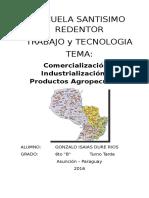 Comercialización E Industrialización De Productos Agropecuarios..docx