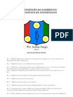 Constituição de Terebíntia em Letra Clássica