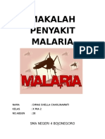 Makalah Penyakit Malaria