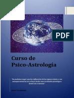 Curso de Psicologia Astrologica