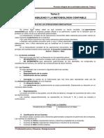 Tema 2 La Contabilidad y La Metodologia Contable