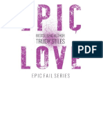 Epic Love - Trudy Stiles