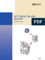 Digital Sender Adm Guide