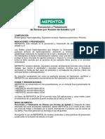 mepentol