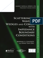 Scattering of Waves by Wedges