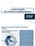 Market Insight - District Cooling Market in GCC
