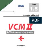 VCM II Hardware Manual ENG