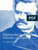 [Julian Young] Nietzsche's Philosophy of Religion