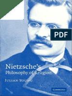 [Julian Young] Nietzsche's Philosophy of Religion