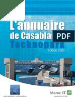 Lannuaire de Casablanca - TechnoPark
