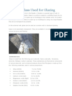 Types of Glass Used for Glazing.docx