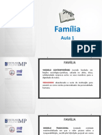 Familia - Aula 1 - Sandro Gaspar