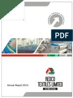 Redco Annual Report 2014