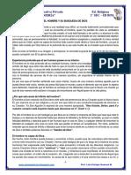 4° - 01 - III BIM - EL HOMBRE Y SU BUSQUEDA DE DIOS
