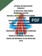Antologia (Trabajo Especial Fisica)