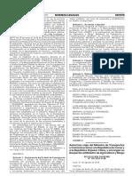 1423003-25 PRESIDENCIA DEL CONSEJO DE MINISTROS RESOLUCION SUPREMA N° 199-2016-PCM Fecha