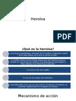Heroina y Marihuana