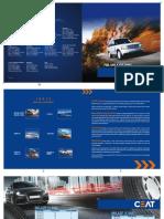Ceat Pcr, Uvr & Ltr Tyres Brochure