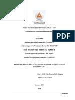 (ATPS- Processos Administrativos) PÓLO DE APOIO PRESENCIAL LAVRAS (1).docx