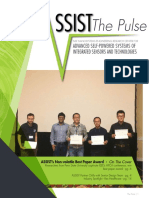 ASSIST Center Spring 2015 Newsletter