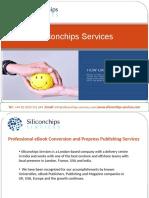Prepress Publishing Services