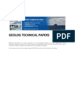 00 ALL Geolog Papers Summary