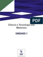 Guia de Estudos Da Unidade 1 - Ciência e Tecnologia Dos Materiais