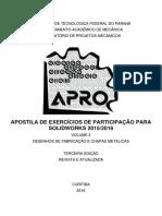 Apostila de Participação Volume 2 3a. Edição COMPLETA REDUX