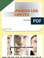 DESAFIANDO LOS LIMITES