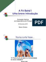 Introdução à Fe Bahá'í