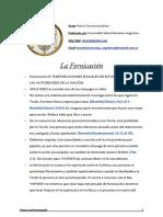 Tema La Fornicacin