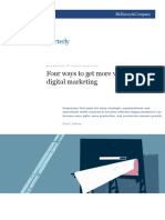 4 Ways to Get More Value From Digital Marketing PDF