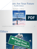 Lecture 10 - Ethics