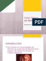 Caso Clínico de Nefrología a Resolver
