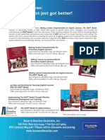 The SIOP Model 2010 Brochure
