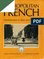 Fsi-MetropolitanFrenchFast-StudentText