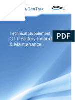 Technical Supplement 1.18 GTT Batteries